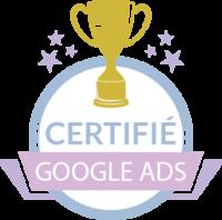 Spécialiste certifié Google Ads